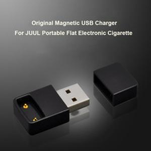 Original USB Charger Magnetic Charging Head for JUUL Charger Flat Electronic Cigarette Dual Port USB For JUUL Vape Pen Charger