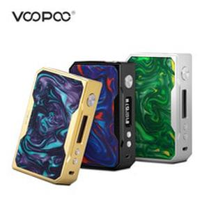 Drag Vape Mod 157W s Vaper Electronic Cigarette E-Cig Vaporizer Vape Mod Box No Dual 18650 Battery 510 Thread