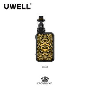 UWELL Crown IV Crown 4 Kit With 5ml Crown 4 Tank Atomizer 5-200W  Crown IV  Electronic Cigarette Kit