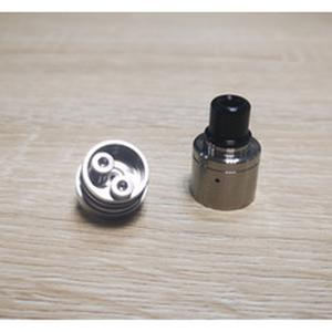 YFTK High Quality Speed Revolution 18mm RDA  With BF Pin Silver 316 SS Tank 510 Thread