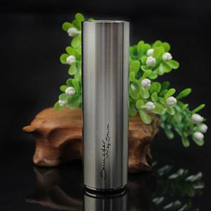 Smuggler Style 18650 Mechanical Mod 23MM by SXK - Silver