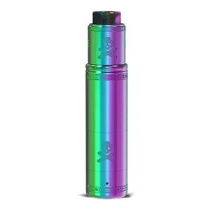 Bonza 2.0ML Hybrid Mechanical Mod w/ V1.5 RDA Kit 18650 / 20700 / 21700 - Rainbow