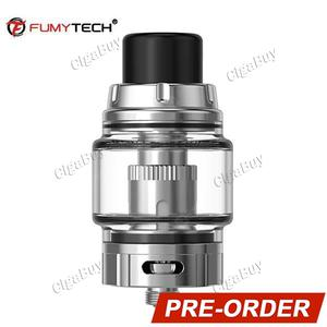 RODEO Sub-ohm 6.5ml Tank Atomizer - Silver