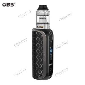 Cube FP 80W Fingerprint Unlock Mod Kit - Matt Black