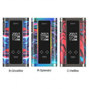 IJOY Captain Resin 200W TC