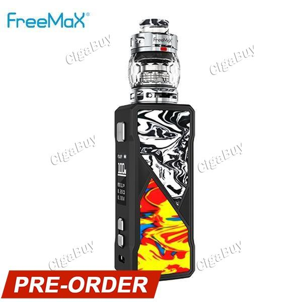 Freemax Maxus 100W  Kit - Black - Red