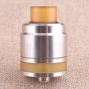 The Flave Style 24mm RTA  2.0ML by KindBright - Silver