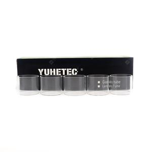 YUHETEC Replacement Glass Tube For  Engine 2 RTA Tank 5ml