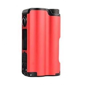 Topside 90W TC VW BF Squonk  w/ 10.0ML Bottle - Red