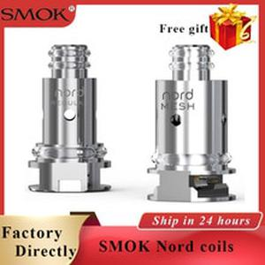 5pcs/lot  Nord coils nord regular coils mesh coils fit for Smok Nord Pod vape kit  Nord Pod atomizer