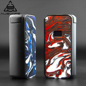 Druga Foxy  Quick Release Patent 150w Dual 18650 Battery VV VW Mod OLED Resistance Electronic Cigarette