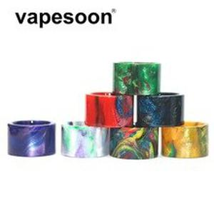 New stock beautiful resin drip tip fit for   TFV16 Atomizer Tank  high quality colorful drip tip