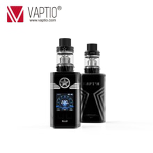 Original  CAPT'N vap Kit 2.0ml/4.0ml tank Top filling with 220w box mod Fitted 510Thread Tank Electronic Cigarette
