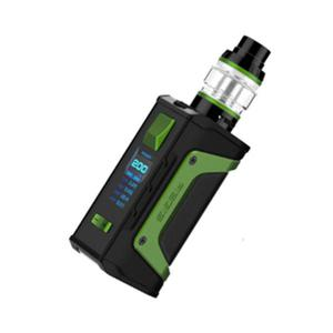 Aegis Legend 200W TC VW  w/ Aero Mesh Atomizer 5.0ML Kit - Green Trim