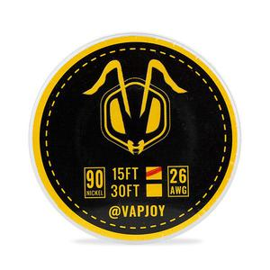 Vapjoy CSJ007 Ni90 Wire 26AWG 15FT - Silver