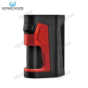 Pulse Dual 220W Squonker  - Black Red