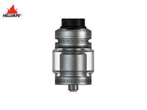 Dead Rabbit V2 RTA Tank 5ml Push-style Refilling Atomizer Rabbit Ear Deck 25mm For E Cig 510 Box MOD Vape Original