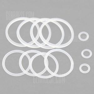 CLXCIG Silicone Seal Ring for E Cigarette 11pcs / Set