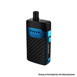 GRIMM 30W 3.0ML 1200mAh VW  Pod System Starter Kit - Blue Carbon Fiber