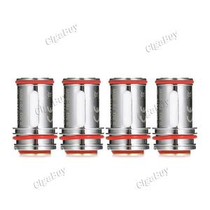 4 x   Crown III 3 0.25ohm Replacement Coil Head