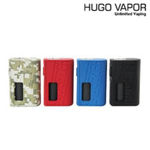 Original Hugo Vapor Squeezer Squonk  Mechanical Vape fit 18650/20700 Battery for BF Squonking RDA Atomizer E Cigarettes