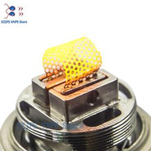 BMTD KA1 0.12ohm roll Fused Clapton for RDA RBA Rebuildable Atomizer Electronic Cigarette Heating Wires Vape DIY Coil Tools