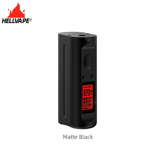 Arez 120W Mod VV/VW mode Powered by Single 21700/20700/18650 Battery Adopts Newest Chipset OLED Screen with Unibody Design Vape