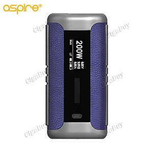 Speeder 200W TC  - Blue Leather