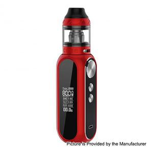 Cube 80W 3000mAh VW  Kit - Red
