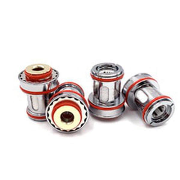 Vmiss 4pcs/box Crown4 IV 0.2 / 0.4ohm Dual Coil Replacement Coils Head