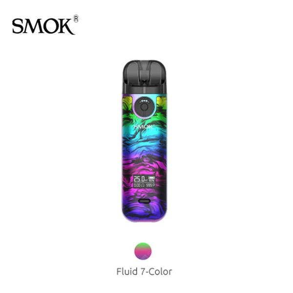 NOVO 4 KIT 800mAh battery 25W Max Output VW Mode with 2ml Novo 4 Pod LP1 Meshed Coil Leak Proof Technology