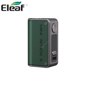 Mini iStick 2 Mod 25W Output Built-in 1050mAh Battery OLED Screen 2A Fast Charging Support VW /VV Mode Vape E-cigarette