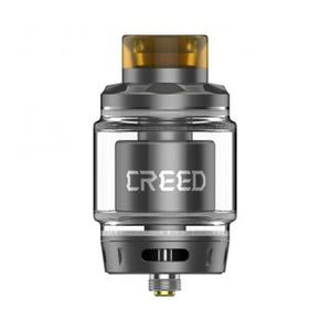 GeekVape Creed 30mm RTA  4.5ML / 6.5ML - Gun Metal