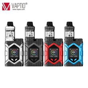 [UK SHIPPING]Original  Wall Crawler Vape Kit 2.0/5.0ml Vaporizer 80W 0.05/2ohm Electronic Cigarette TCR 1.3inch TFT Screen