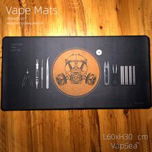 Vape Mats Electronic Cigarette Work Pad Atomizer Coil DIY tool work mat  vepe E cig vapes accessories for vapers RDA RTA