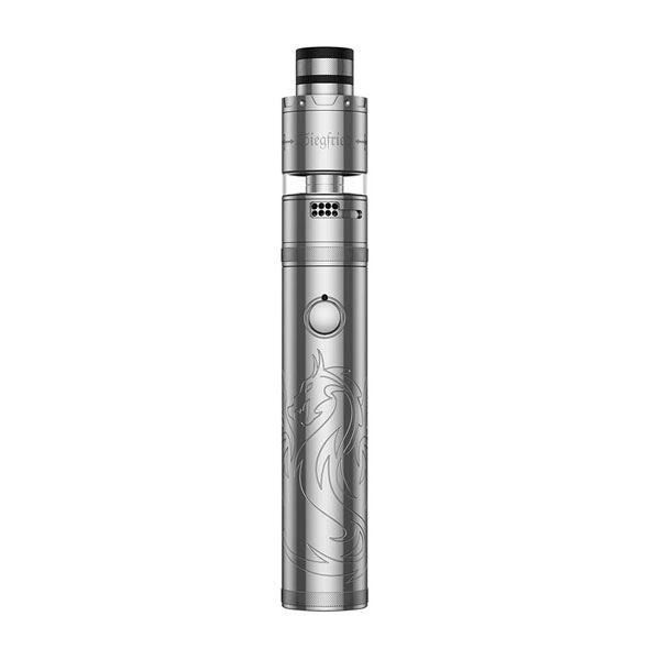 (Presale) Authencit  Siegfried Tube 21700/18650 Starter Kit 7ml  - Silver