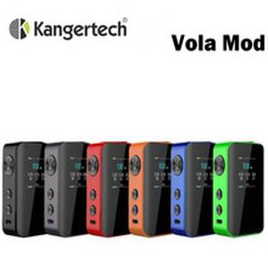 2019 Kanger Vola 100W Box MOD Kit 2000mah Battery 1.3-inch TFT display Electronic Cigarette Vape Fits Vola Tank Atomizer