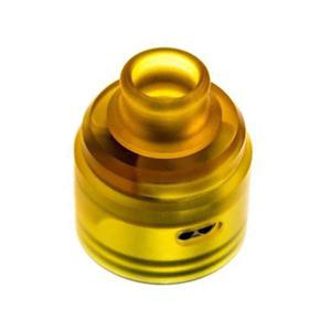 Wave Replacement PEI Cover+ Drip Tip for Shenray Wave 22mm RDA - Yellow