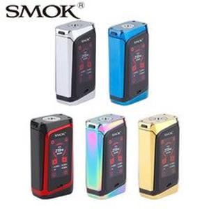 Hot Sell MOD Box  MORPH 219 Touch Screen TC Box MOD w/ 291W Output & 0.001S Fire Speed No 18650 Battery Mod Box Vs Gen Mod