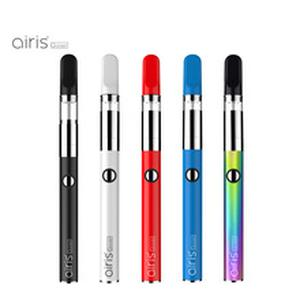 Original Airistech Quaser Starter Kit 350mah Battery Electronic Cigarette Portable Fashion Vape Pen Vaporizer with USB Cable New