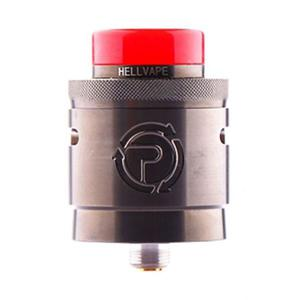 Passage  24mm RDA  w/ BF Pin  - Gun Metal