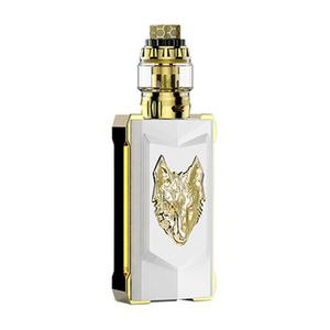 Snowwolf Mfeng 200W TC VW  w/ Mfeng Atomizer 6.0ml Kit  (Limited Edition) - Pearl White/Gold