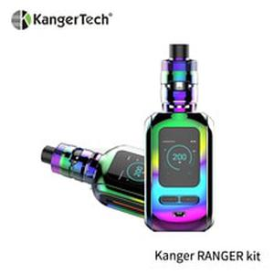 2019 Original Kanger Ranger Kit  Electronic Cigarette OLED with 3.8ml RANGER TANK E-cigarette No 18650 battery