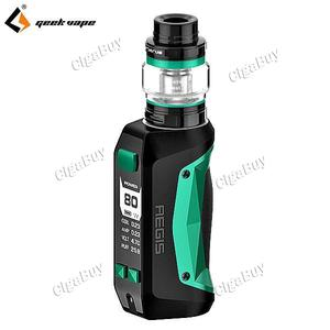 Aegis Mini 80W Cerberus Tank Kit - Black & Green