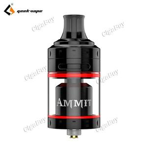 GeekVape Ammit MTL RTA 4ML 24MM - Black