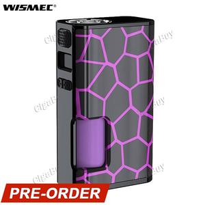 Luxotic Surface 80W BF Squonk Mod - Honeycomb