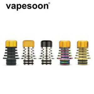 10 pieces wholesale Taste Type 510 Drip Tip for 510 Vape Vaporizer RTA RDA RDTA Atomizer Fit BSKR Berserker V1.5 V2 MTL Tank etc