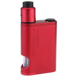 528 Driptech-DS Style BF Squonk Mechanical  Kit w/ Goon 1.5 Atomizer Kit w/ 10.0ML Bottle - Red
