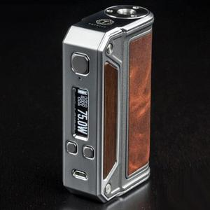 Original Lost Vape Therion DNA75 75W TC  -REDBROWN