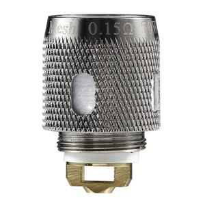 Mesh Replacement 0.15ohm Coil  for Magic Hat RTA Atomizer (3PCS) - Silver